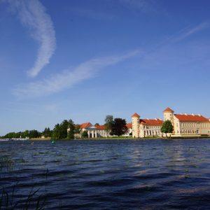 Schloss Rheinsberg am Rheinsberger See