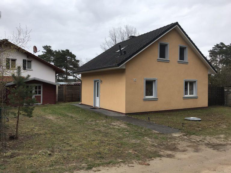 Ferienhaus Pälitzsee Haus 10